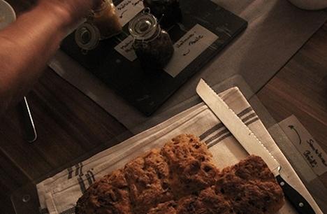 Sauerkrautbrot mit Speck – gut Vorzubereiten