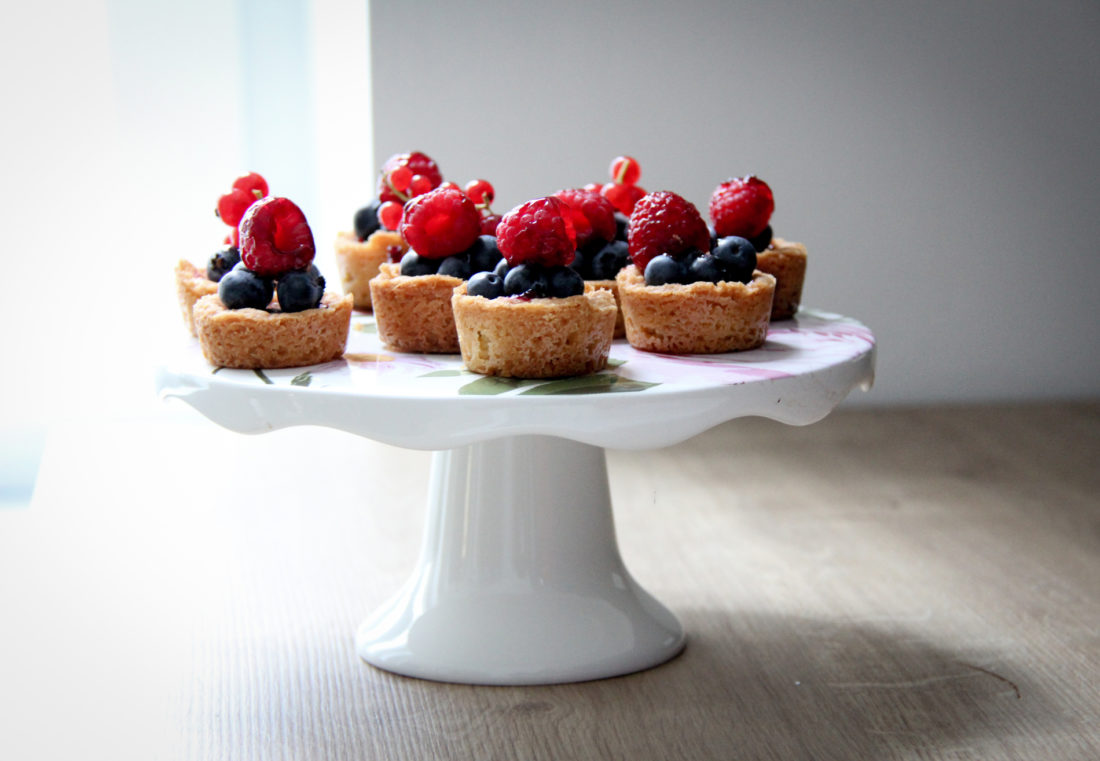 Früchte-Tartelettes
