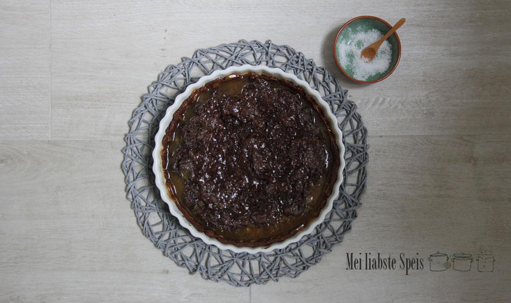 Schoko+Salzkaramell=Gut