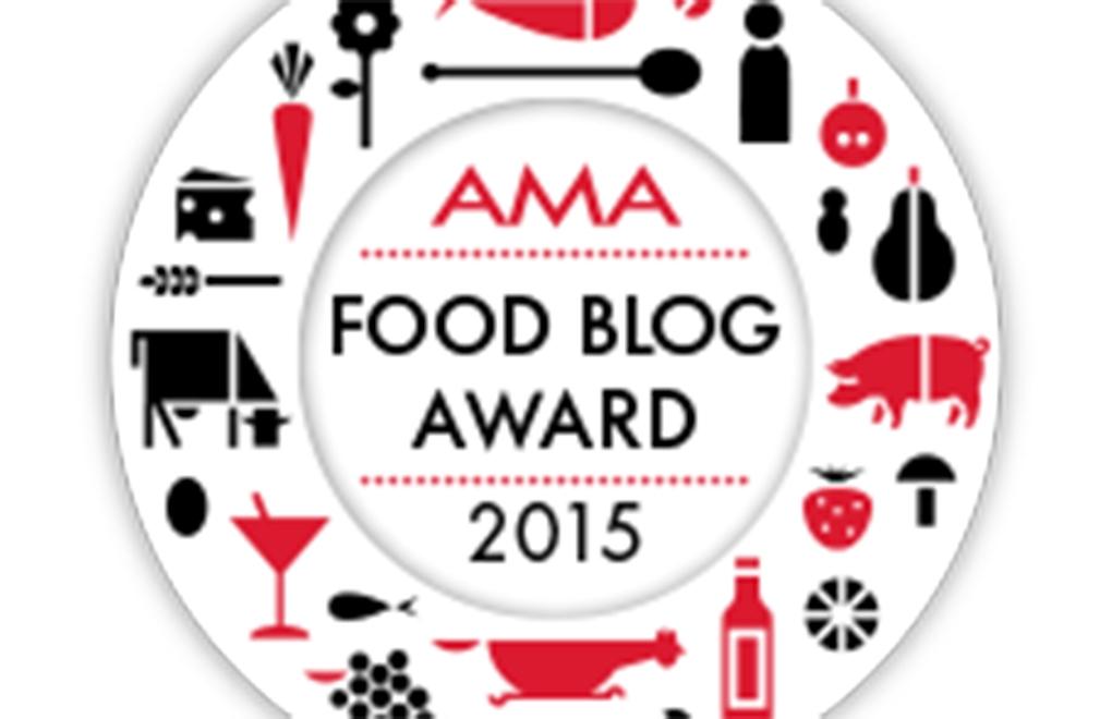#afba: AMA Food Blog Award
