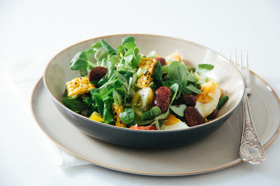 Steirischer-Bauernsalat