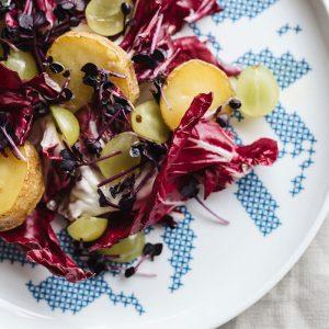 Herzerwärmender Frühlingssalat