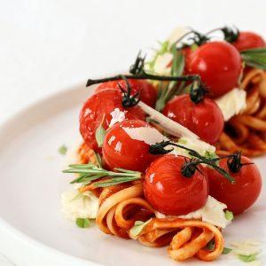 Kirsch-Tomaten Ragout