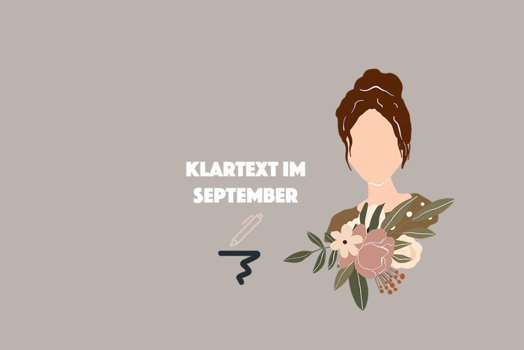 Klartext im September